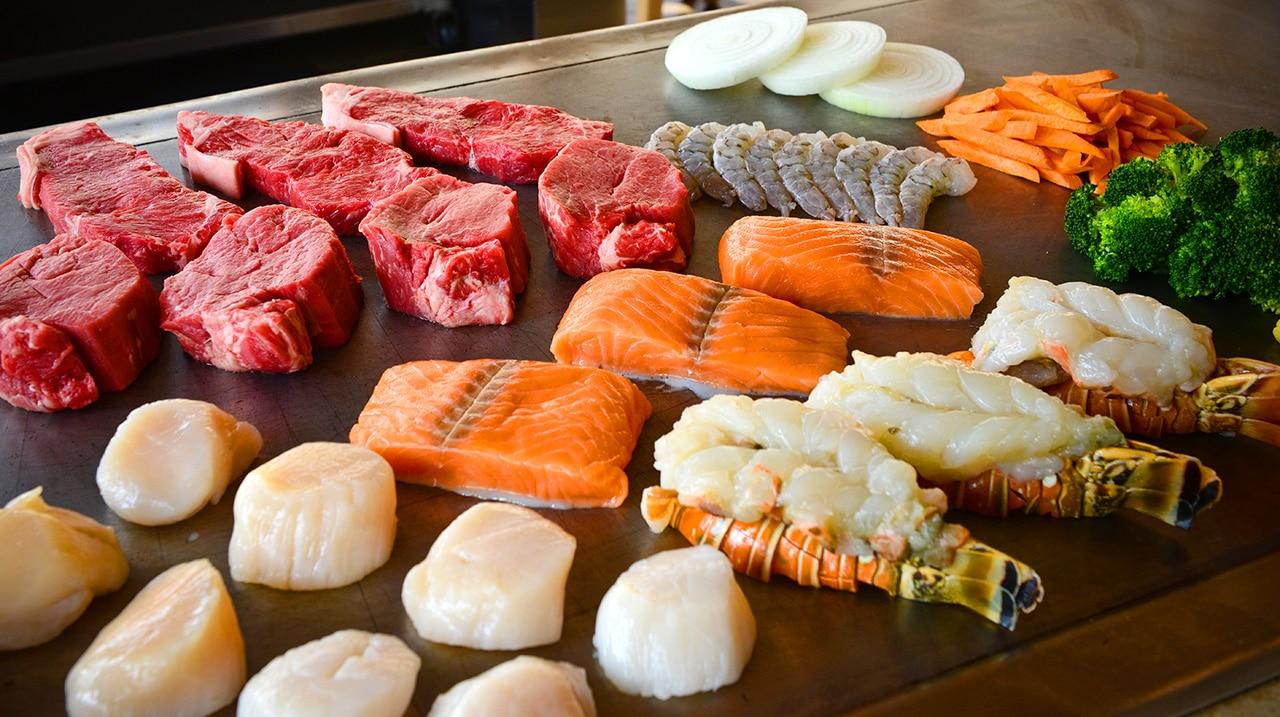 Tokyo Japanese Restaurant Buffet