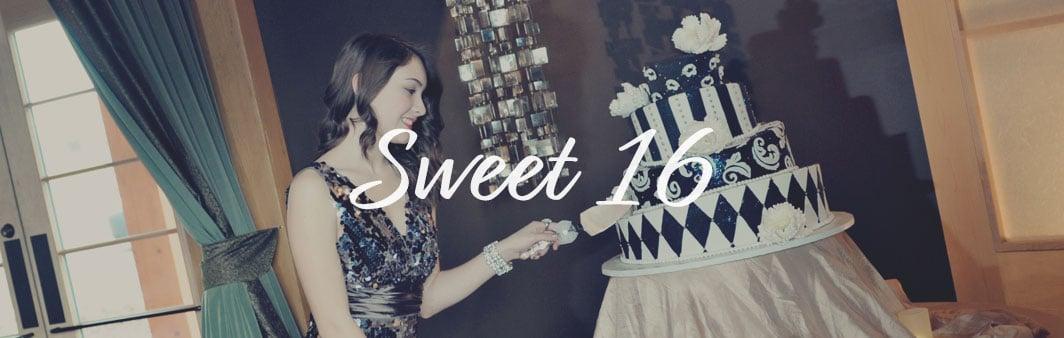 Sweet 16 Birthdays